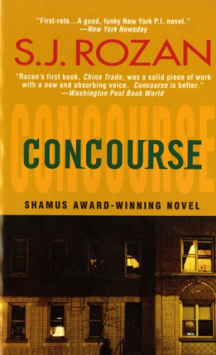 Concourse: A Bill Smith/Lydia Chin Novel (Bill Smith/Lydia Chin Novels)