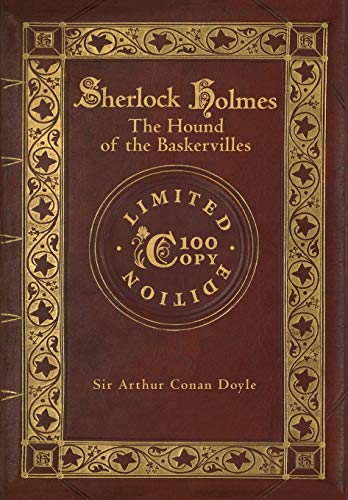 The Hound Of The Baskervilles (100 Copy Limited Edition)