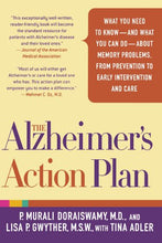Load image into Gallery viewer, The Alzheimer'S Action Plan: What You Need To Know--And What You Can Do--About Memory Problems, From Prevention To Early Intervention And Care