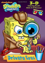 Load image into Gallery viewer, Private Eyes-Spongeb