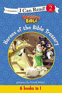 Heroes Of The Bible Treasury (I Can Read! / Adventure Bible)