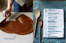 Load image into Gallery viewer, Willie'S Chocolate Bible: Chocolate Heaven In Recipes & Stories