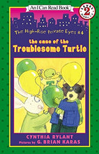 Load image into Gallery viewer, The High-Rise Private Eyes #4: The Case Of The Troublesome Turtle