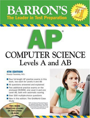 Ap Computer Science 2008: Levels A And Ab (Barron'S)