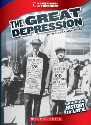 The Great Depression (Cornerstones Of Freedom. Third Series)