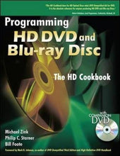 Load image into Gallery viewer, Programming Hd Dvd And Blu-Ray Disc