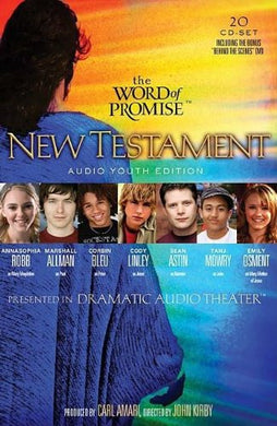 Word Of Promise Next Generation - New Testament: Youth Edition
