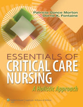 Load image into Gallery viewer, Essentials Of Critical Care Nursing: A Holistic Approach