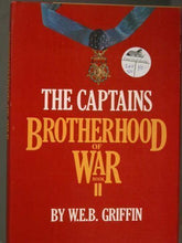 Load image into Gallery viewer, The Captains: Brotherhood Of War Book Ii (Bk.2)