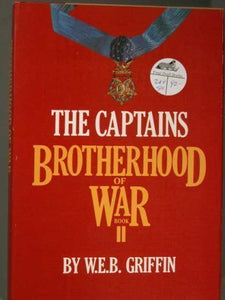 The Captains: Brotherhood Of War Book Ii (Bk.2)