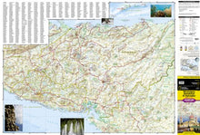 Load image into Gallery viewer, Nicaragua, Honduras, And El Salvador (National Geographic Adventure Map)