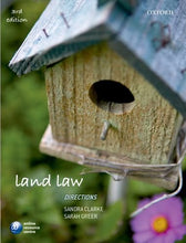 Load image into Gallery viewer, Land Law Directions (Directions Series)