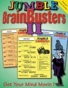 Jumble Brain Busters