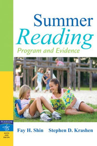 Summer Reading: Program And Evidence