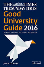 Load image into Gallery viewer, The Times Good University Guide 2016: Where To Go And What To Study