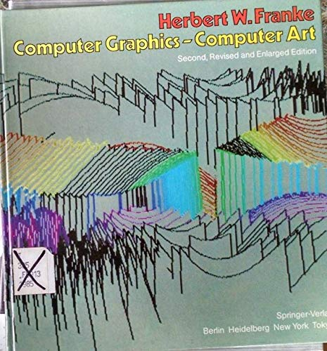 Computer Graphics-Computer Art
