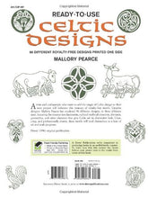 Load image into Gallery viewer, Ready-To-Use Celtic Designs: 96 Different Royalty-Free Designs Printed One Side (Dover Clip Art Ready-To-Use)