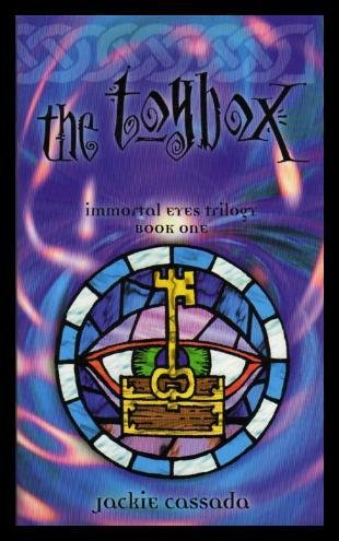 Toybox (Immortal Eyes Trilogy, Book 1)