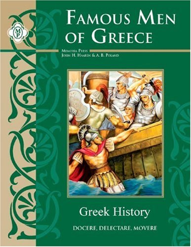 Famous Men Of Greece, Text