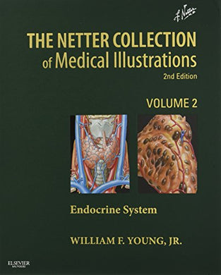 The Netter Collection Of Medical Illustrations: The Endocrine System: Volume 2 (Netter Green Book Collection)