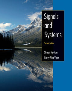 Signals And Systems, 2005 Interactive Solutions Edition