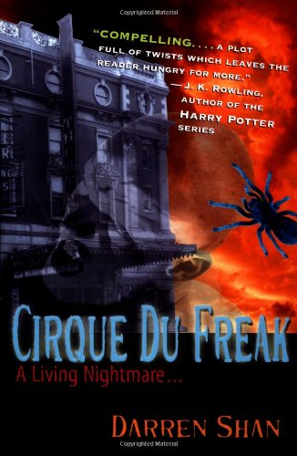 Cirque Du Freak : A Living Nightmare