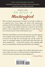 Load image into Gallery viewer, To Kill A Mockingbird, 50Th Anniversary Edition