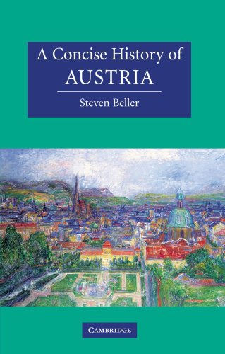 A Concise History Of Austria (Cambridge Concise Histories)