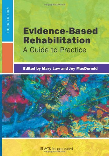 Evidence-Based Rehabilitation: A Guide To Practice