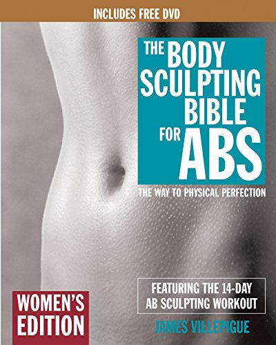 The Body Sculpting Bible For Abs: Women'S Edition, Deluxe Edition: The Way To Physical Perfection (Includes Dvd)
