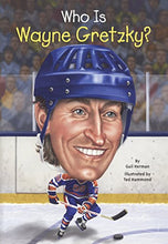 Load image into Gallery viewer, Who Is Wayne Gretzky? (Turtleback School & Library Binding Edition)