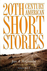 20Th Century American Short Stories, Volume 1 (Student Book)