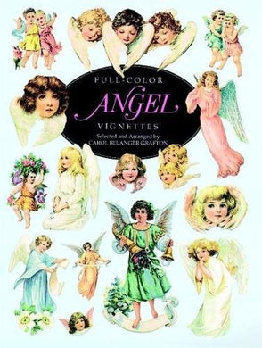 Full-Color Angel Vignettes