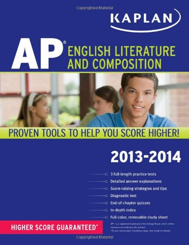 Kaplan Ap English Literature And Composition 2013-2014 (Kaplan Ap Series)