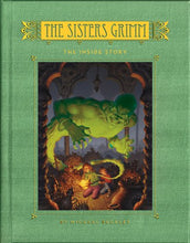 Load image into Gallery viewer, The Inside Story (The Sisters Grimm, Book 8)