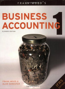 Frank Wood'S Business Accounting 1 (V. 1)
