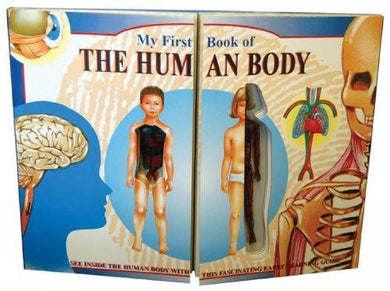 My First Book Of The Human Body (Reference)