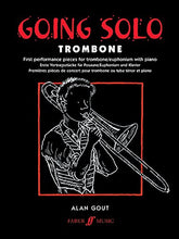 Load image into Gallery viewer, Going Solo - Trombone (Faber Edition: Going Solo)