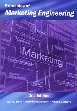 Principles Of Marketing Engineering 2Nd Edition