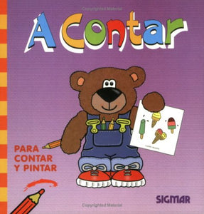 A Contar (Oso Juan / Juan The Bear) (Spanish Edition)