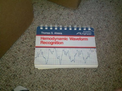 Hemodynamic Waveform Recognition