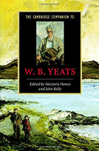 Load image into Gallery viewer, The Cambridge Companion To W. B. Yeats (Cambridge Companions To Literature)