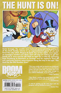 Uncle Scrooge: The Hunt For The Old Number One