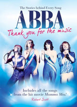 Load image into Gallery viewer, Abba: Thank You For The Music: The Stories Behind Every Song (Stories Behind The Songs)