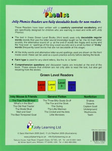 Jolly Readers: Green Level : Level 3