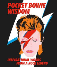 Load image into Gallery viewer, Pocket Bowie Wisdom: Witty Quotes And Wise Words From David Bowie