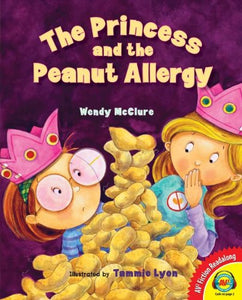 The Princess And The Peanut Allergy (Av2 Fiction Readalongs 2013)