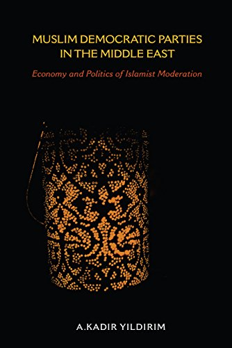 Muslim Democratic Parties In The Middle East: Economy And Politics Of Islamist Moderation (Indiana Series In Middle East Studies)