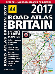 Road Atlas Britain 2017