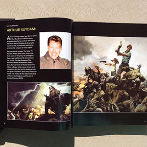 Infected By Art - Limited Edition - Arthur Suydam Cover